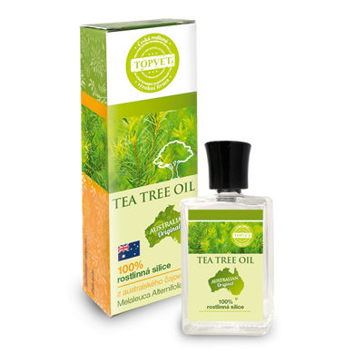 Tea tree oil - 100% silice