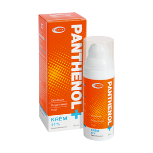 TOPVET PANTHENOL + KRÉM 11% 50ml